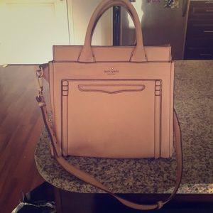 Kate Spade blush handbag
